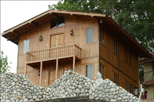 House model of nepal